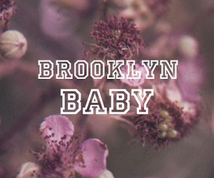 lana del rey and brooklyn baby image