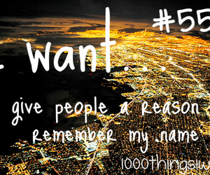 Dream, success, and 1000 things i want image