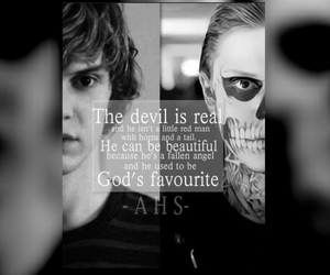 angel, best friend, and Devil image