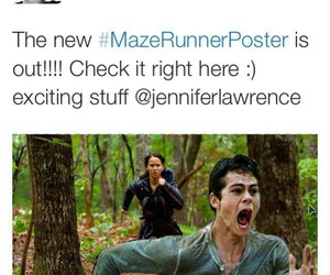 tmr, dylan o' brien, and j law image