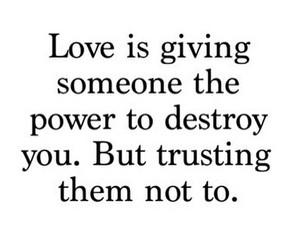 love, quote, and destroy image