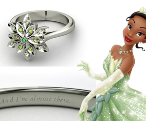 anel, disney, and ring image