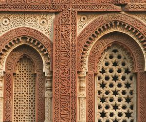 ancient, architecture, and delhi image