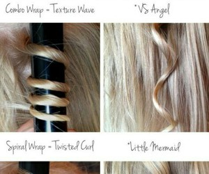 diy, hair, and babyliss image