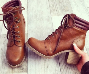 shoes, boots, and fashion image