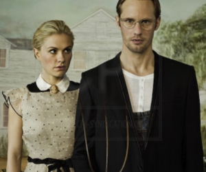 true blood, eric, and sookie image