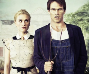 bill, true blood, and sookie image
