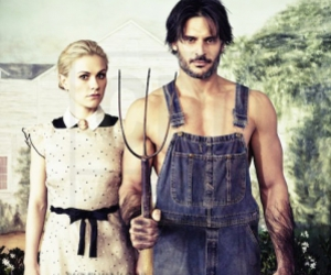 sookie, true blood, and wolf image
