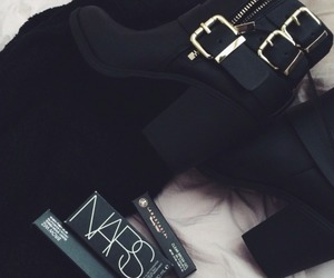 fashion, shoes, and nars image