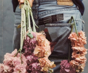 flowers, the smiths, and morrissey image