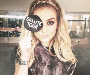 little mix, perrie edwards, and salute image