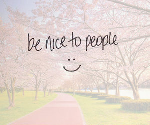 nice, people, and quote image