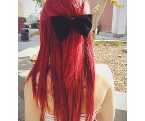 girly, hair, and hairstyle image