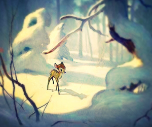adventure, baby, and bambi image