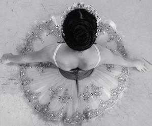 ballet, dress, and ballerina image
