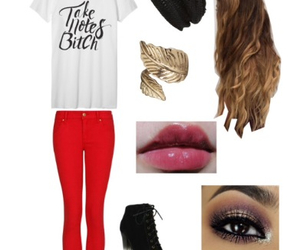 clothes and Polyvore image
