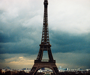 beautiful, beauty, and eiffel image