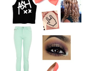 ash, clothes, and Polyvore image