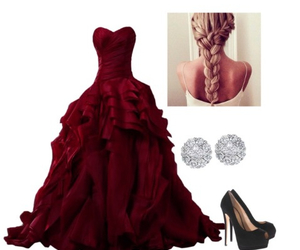 formal, Polyvore, and clothes image