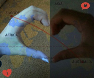 Best, distance, and friendship image