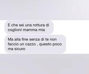 amore, messaggi, and frasi italiane image