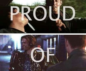 dean, proud, and Sam image