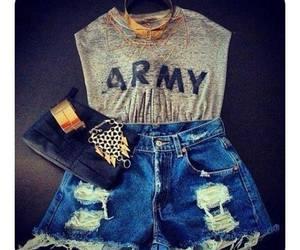 shirt and shor image