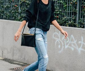 fashion, style, and alessandra ambrosio image