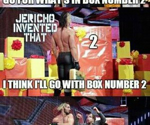 box, surprise, and present image