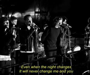 one direction, night changes, and liam payne image