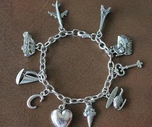 grey, paris, and heart image