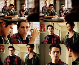 teen wolf, dylan o'brien, and tv show image