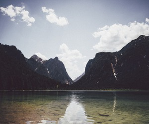 landscape, mountains, and beautiful image