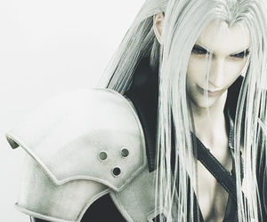 Sephiroth and final fantasy image