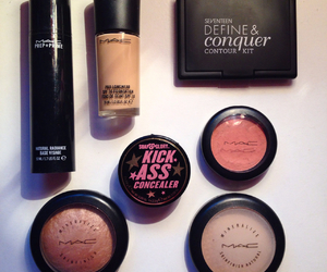 blush, contour, and cosmetics image