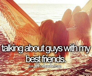 best friends, boys, and guys image