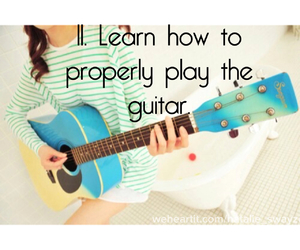 guitar, how, and how to image