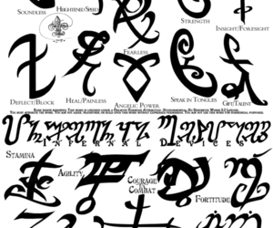 shadowhunters and runes image