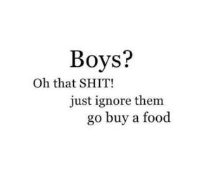 boy, food, and shit image