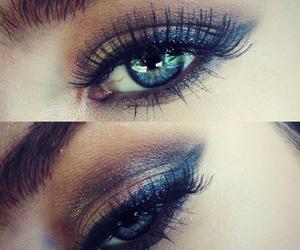 amazing, beautiful, and blue eyes image