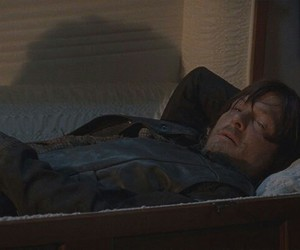norma, walking dead, and reedus image