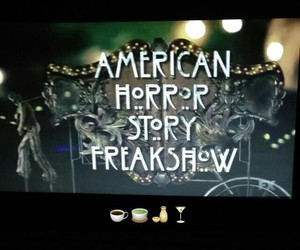 famous, freak show, and grunge image