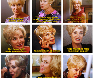 jessica lange, american horror story, and murder house image