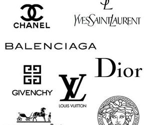 dior, chanel, and Prada image