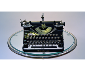typewriter, need!, and want!love!need! image