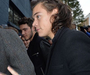 Harry Styles, one direction, and alfie deyes image