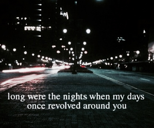 quotes, night, and text image