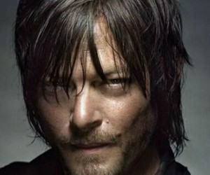 twd, the walking dead, and daryl dixon image