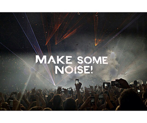 noise and party image