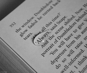 harry potter, always, and book image